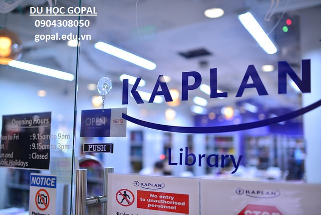TRƯỜNG KAPLAN HIGHER EDUCATION -SINGAPORE