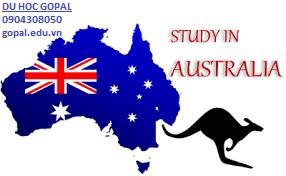 Du học Úc Không Chứng Mình Tài Chính và IELTS!